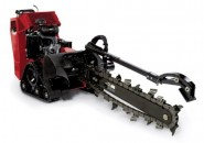 """BRAND NEW TORO TRX 419 19 HP TRACKED WALK BEHIND TRENCHER TRENCH DIGGER """"BARGAIN"""""""