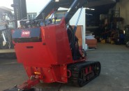 2008 TORO DINGO TX425 25HP WIDE TRACKED MINI SKID STEER LOADER R.R.P $24,995
