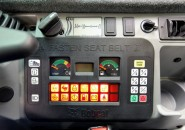 "BRAND NEW 2013 BOBCAT E26 2.6 TONNE CLOSED CAB MINI EXCAVATOR WITH TWO BUCKETS ""LQQK ZERO SWING, LONG ARM MACHINE WITH PILOT CONTROLS"""