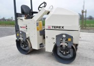 BRAND NEW 2013 TEREX TV900 DUAL SMOOTH DRUM 1.6 TONNE VIBRATORY COMPACT ROLLER