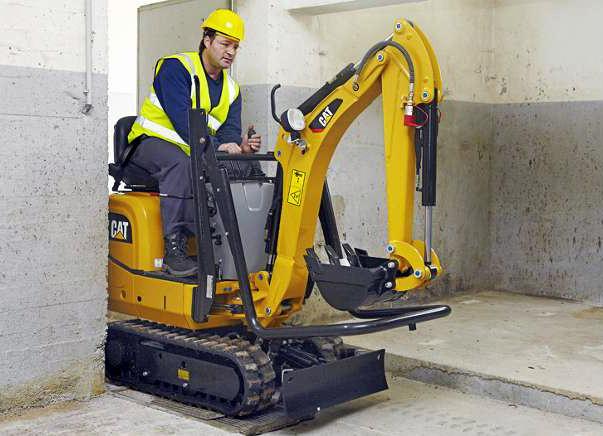 Brand New 2013 Caterpillar Cat 300 9d 1 Tonne Tight Access