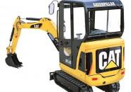 BRAND NEW 2013 CATERPILLAR CAT 301.6C 1.6 TONNE TIGHT ACCESS MINI EXCAVATOR LQQK LATEST MODEL, CLOSED CABIN WITH AUX HAMMER PIPING