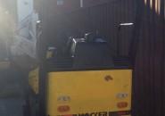 2009 WACKER NEUSON RD11A DUAL SMOOTH DRUM 1 TONNE VIBRATORY COMPACT ROLLER