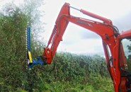 AUGER TORQUE TRENCHERS  HEDGE TRIMMERS