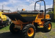 "BARFORD SXR6000 4X4 IVECO DIESEL POWERED 6 TONNE ARTICULATED SWIVEL SITE DUMPER ""LATE MODEL WITH LESS THAN 1400 GENUINE HOURS"""