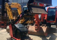 2008 TORO DINGO TX420 20HP NARROW TRACKED MINI SKID STEER LOADER R.R.P $24,995 WE WANT IT CLEARED OUT SO MAKE US AN OFFER, HAVE A LQQK