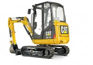 "BRAND NEW CATERPILLAR CAT 302.4D 2.4 TONNE CLOSED CAB MINI EXCAVATOR ""DON'T MISS OUT AS THIS UNIT HAS BEEN PRICED TO CLEAR"""