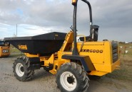 BARFORD SXR6000 4X4 IVECO DIESEL POWERED 6 TONNE ARTICULATED SWIVEL SITE DUMPER MAKE US A REASONABLE OFFER AS WE WANT THEM CLEARED OUT